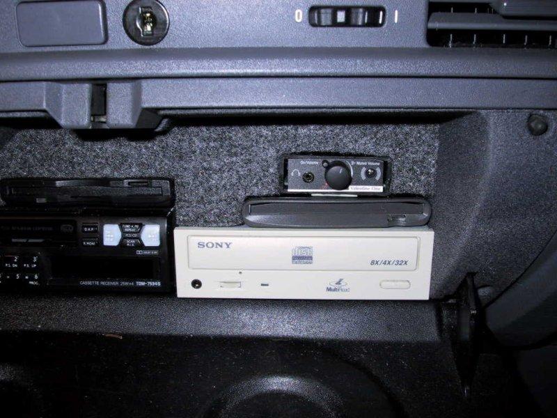 BMW E36 Valentine One (V1) Stealth Install